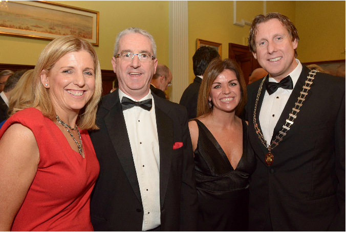 Biggest ever Cork Chamber Annual Dinner Celebrated Excellence in Cork