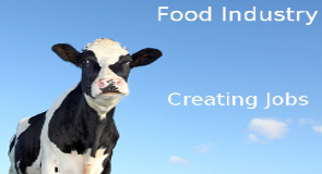 Food Industry Creating Jobs