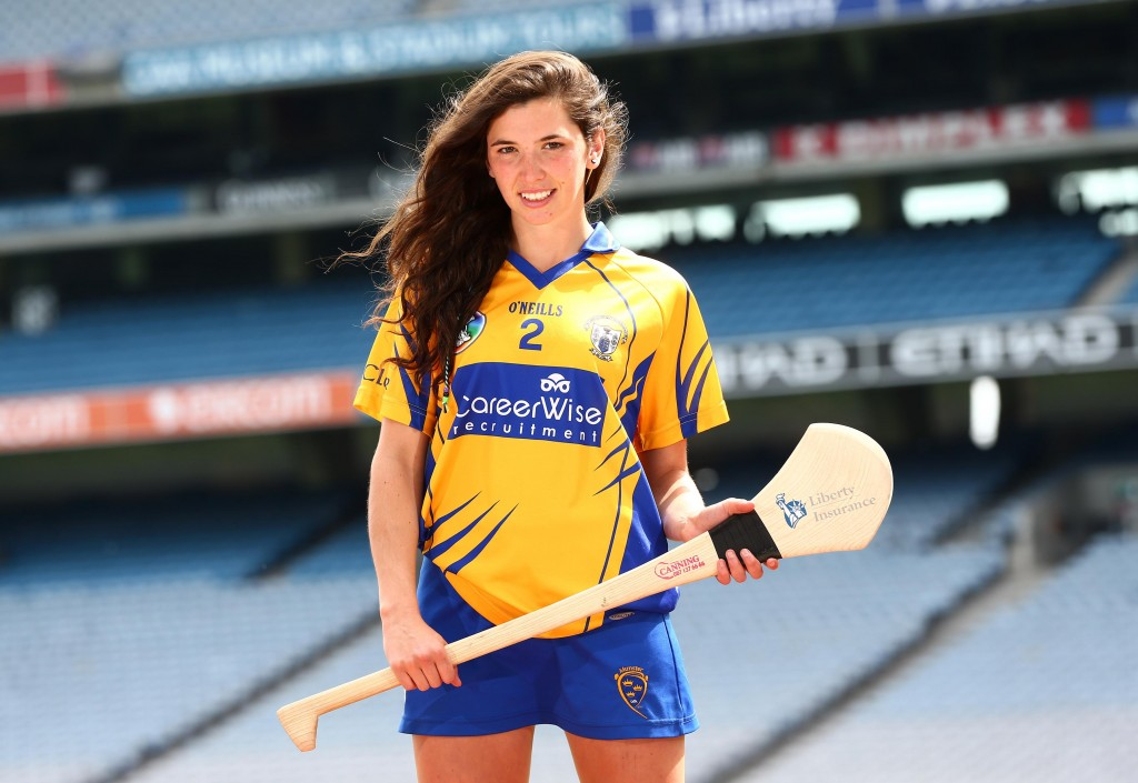 CareerWise Recruitment Proudly Sponsors the Clare Camogie Team