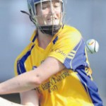 CLARE CAMOGIE SPONSORED BY CAREERWISE, PUT IN THEIR MOST IMPRESSIVE PERFORMANCE OF THE 2015 LIBERTY INSURANCE ALL-IRELAND SENIOR CAMOGIE CHAMPIONSHIP