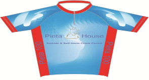 Brendan Long (CareerWise Recruitment) attends Pieta House 100 Cycle