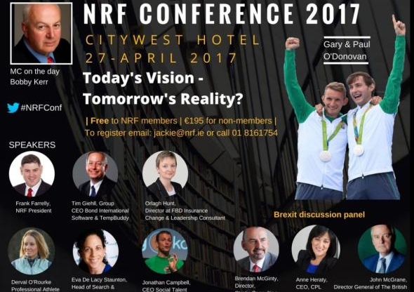 Todays Vision – Tomorrow's Reality (NRF Conference 2017)