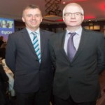 Diarmuid Buckley (Consultant) and Mike Morrissey (Director), CareerWise Recruitment