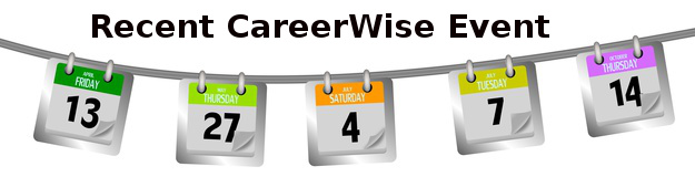 """""""What's next for the West"""" - CareerWise Attend NRF Seminar"""