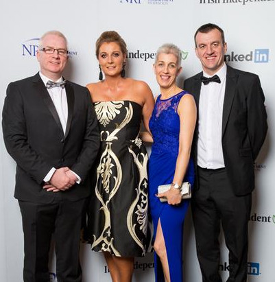 Kathy Austin Shortlisted for Back Office - Unsung Hero Category at the 2017 NRF Awards