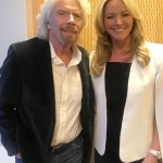 Sir Richard Branson (Founder, Virgin Group) & Baroness Mone of Mayfair OBE (Entrepeneur and Business Mentor)