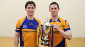 All Ireland Senior Doubles Handball Champions Homecoming