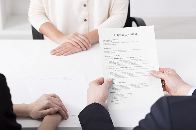 3 signs you have a terrible CV